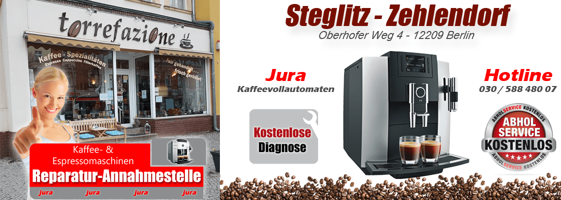 jura kaffeemaschinen reparatur service in berlin. Black Bedroom Furniture Sets. Home Design Ideas